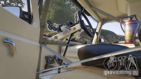 Ftruck Mercedes L Series v2 для GTA 5 вид сзади справа
