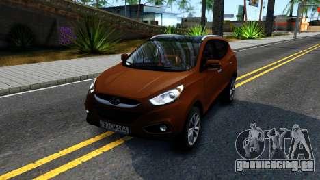 Hyundai ix35 Aze для GTA San Andreas