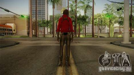 Resident Evil 6 - Ada для GTA San Andreas третий скриншот