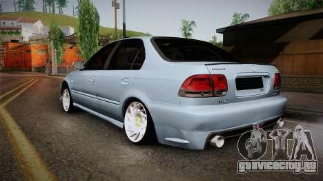Honda Civic Turbo для GTA San Andreas
