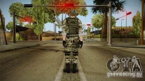 Resident Evil ORC Spec Ops v4 для GTA San Andreas третий скриншот