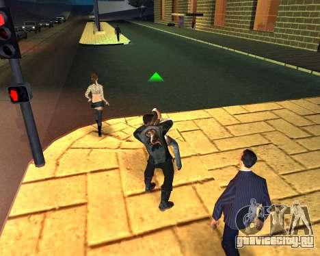 Таскать труп 2016 для GTA San Andreas третий скриншот