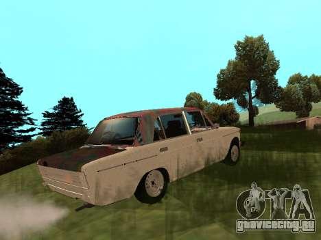 ВАЗ 2101 (06) Гараж 54 для GTA San Andreas вид слева