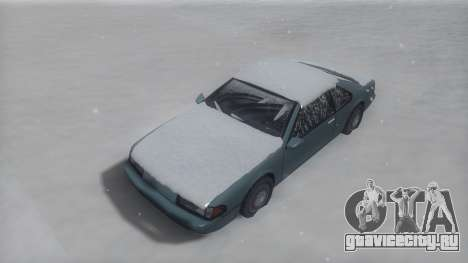 Fortune Winter IVF для GTA San Andreas