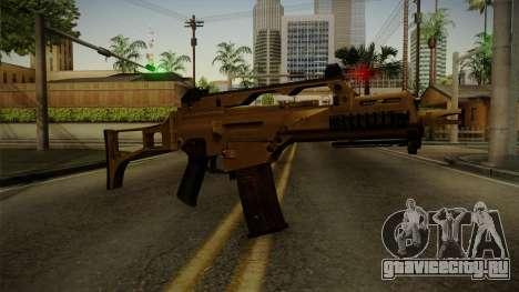 HK G36C v4 для GTA San Andreas второй скриншот