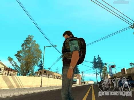 Tommy Vercetti Stalker для GTA San Andreas пятый скриншот