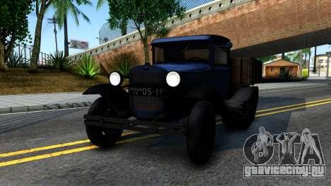 1940 GAZ-65 для GTA San Andreas