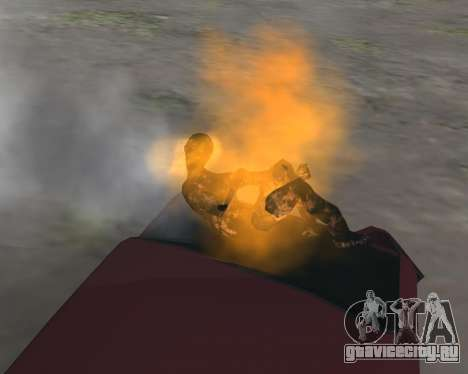 Таскать труп 2016 для GTA San Andreas второй скриншот