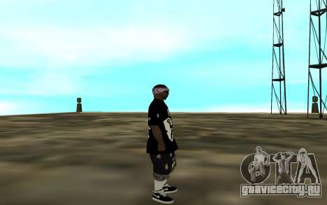The Ballas 2 для GTA San Andreas второй скриншот