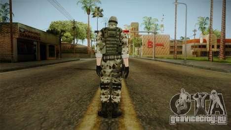 Resident Evil ORC Spec Ops v2 для GTA San Andreas третий скриншот