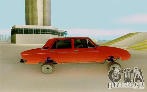Phoenix ВАЗ 2106 для GTA San Andreas вид слева
