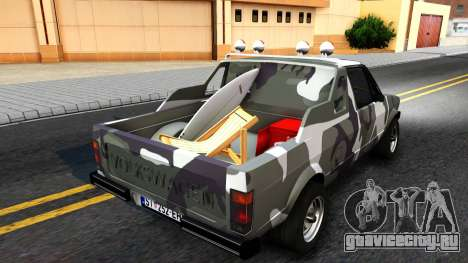 Volkswagen Caddy для GTA San Andreas