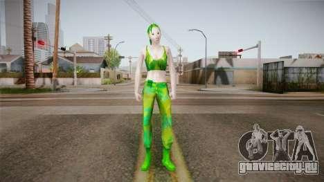 Vikki of Army Men: Serges Heroes 2 DC v5 для GTA San Andreas