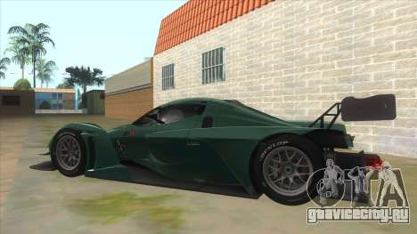 Praga R1 для GTA San Andreas вид слева