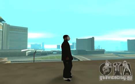 Grove Street Families для GTA San Andreas второй скриншот
