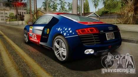 Audi R8 Coupe 4.2 FSI quattro EU-Spec 2008 YCH для GTA San Andreas