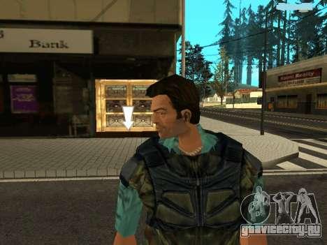 Tommy Vercetti Stalker для GTA San Andreas