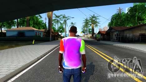 Mix T-Shirt для GTA San Andreas третий скриншот