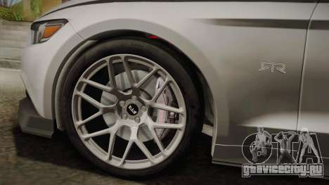 Ford Mustang RTR Spec 2 2015 для GTA San Andreas