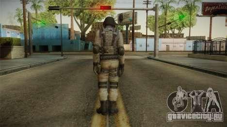 Resident Evil ORC - USS v3 для GTA San Andreas третий скриншот