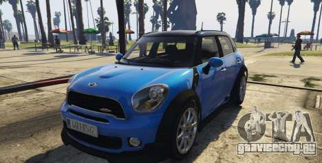 Mini Countryman для GTA 5