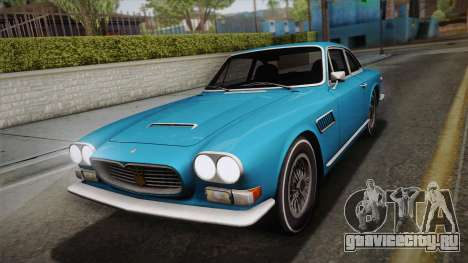 Maserati Serbin 4000 v0.1 (Beta) для GTA San Andreas
