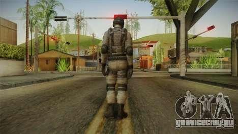 Resident Evil ORC - USS v2 для GTA San Andreas третий скриншот