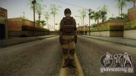 Resident Evil ORC - USS v2 для GTA San Andreas второй скриншот
