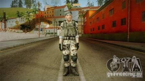 Resident Evil ORC Spec Ops v4 для GTA San Andreas второй скриншот
