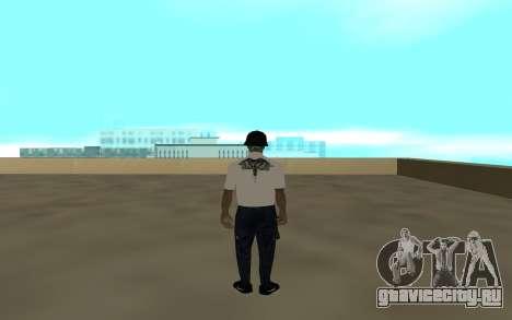 Varios Los Aztecas для GTA San Andreas