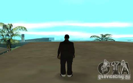 Grove Street Families для GTA San Andreas третий скриншот
