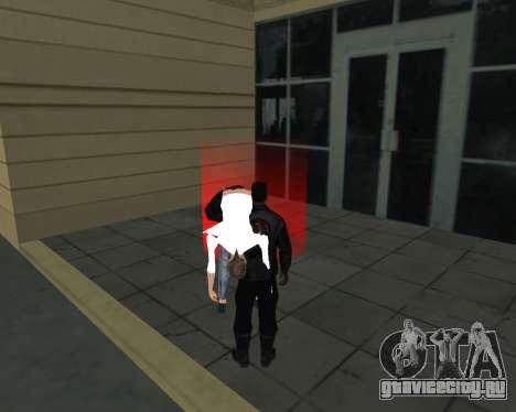 Таскать труп 2016 для GTA San Andreas одинадцатый скриншот