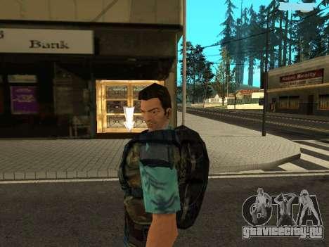 Tommy Vercetti Stalker для GTA San Andreas третий скриншот