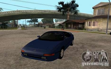 Toyota MR2 GT для GTA San Andreas