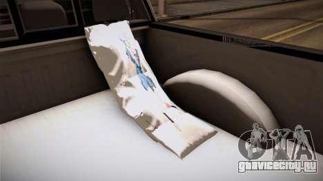 Ford Raptor для GTA San Andreas вид сбоку