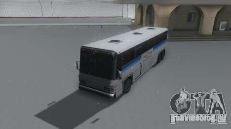 Coach Winter IVF для GTA San Andreas