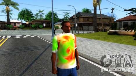Mix T-Shirt для GTA San Andreas второй скриншот