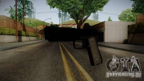 GTA 5 Heavy Pistol для GTA San Andreas второй скриншот