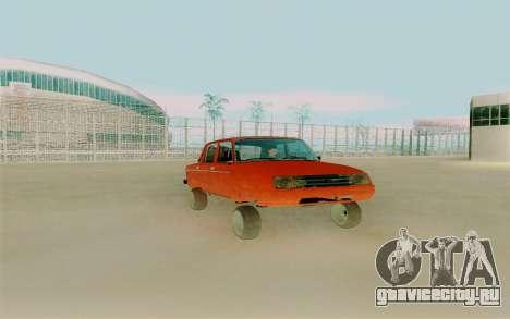 Phoenix ВАЗ 2106 для GTA San Andreas