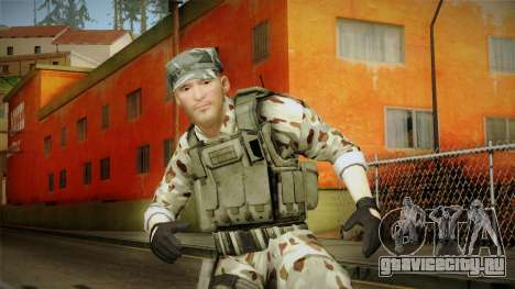 Resident Evil ORC Spec Ops v4 для GTA San Andreas