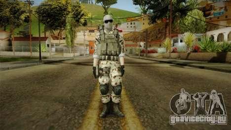 Resident Evil ORC Spec Ops v2 для GTA San Andreas второй скриншот