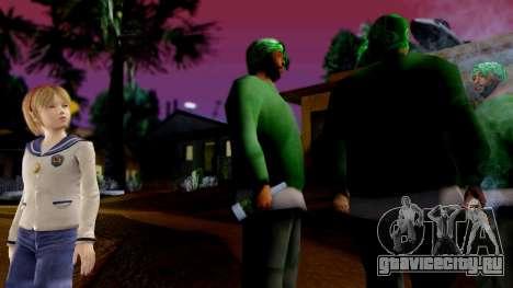 Resident Evil ORC - Sherry Birkin (YoungKid) для GTA San Andreas второй скриншот
