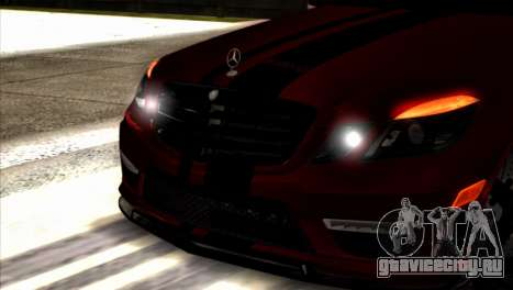 Mercedes-Benz E63 (W212) AMG 2010 для GTA San Andreas