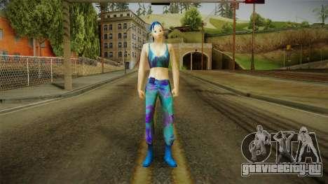 Vikki of Army Men: Serges Heroes 2 DC v2 для GTA San Andreas