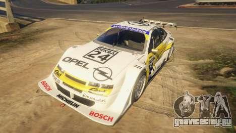 Opel Calibra DTM для GTA 5