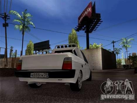 ВАЗ 1111 Кросс для GTA San Andreas