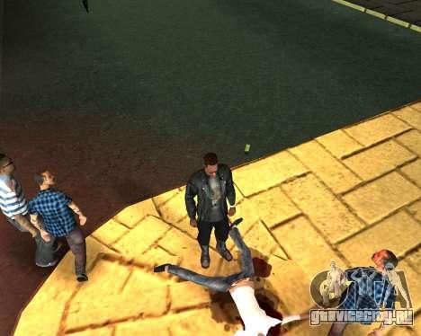 Таскать труп 2016 для GTA San Andreas пятый скриншот