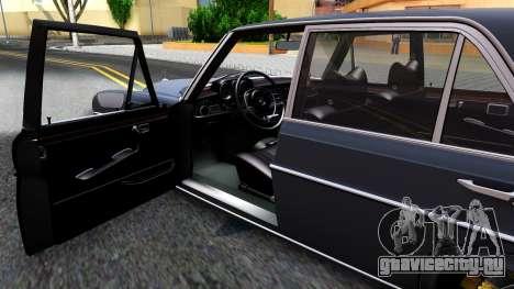 Mercedes-Benz 300SEL 6.3 для GTA San Andreas вид сбоку