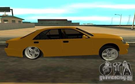 Crown S170 для GTA San Andreas вид слева