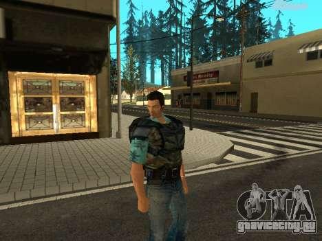 Tommy Vercetti Stalker для GTA San Andreas второй скриншот
